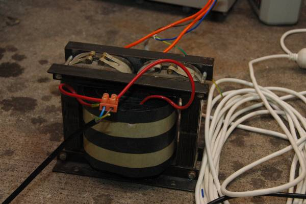 Isolation Transformer makes you safe